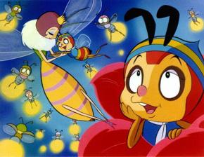 Hacou l'abeille